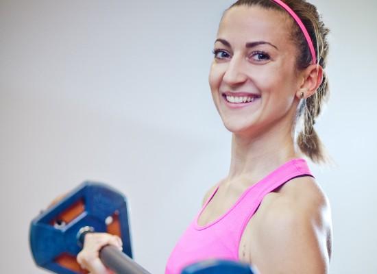 Trener personalny, instruktor fitness, mgr inż. Katarzyna Baraniak